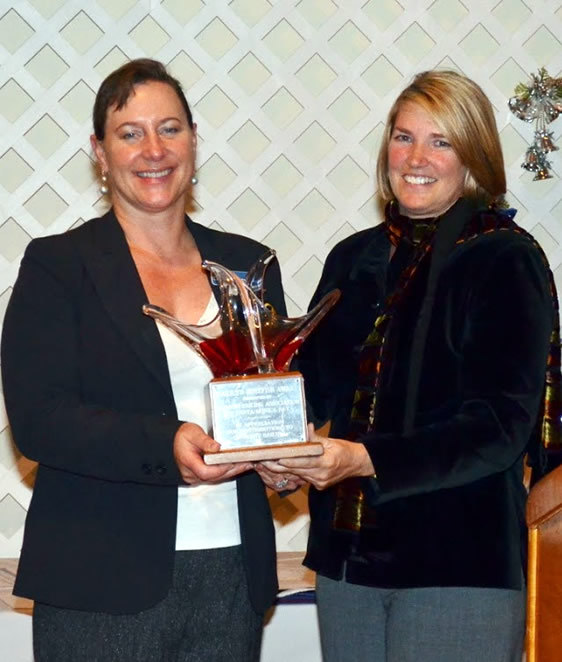 2012 Marilyn Butefish Award