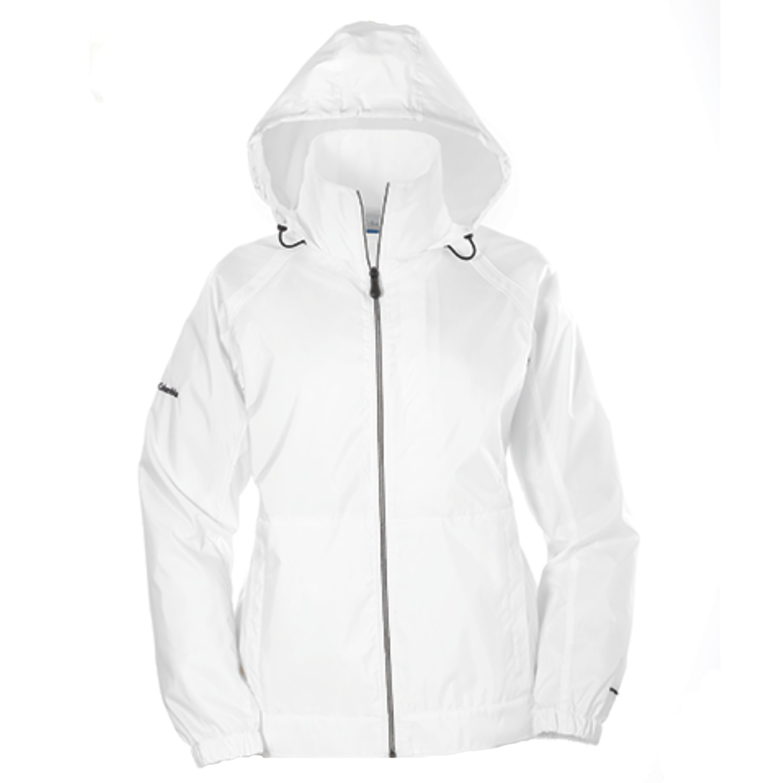 WSA Gear – Columbia Ladies Majestic Jacket White