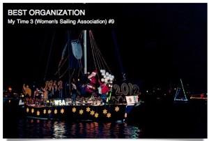 Best Organization - MDR boat parade 2012
