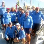 WSA's sailing team.