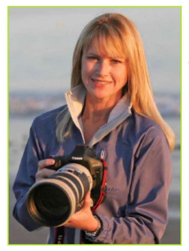 Photographer Sharon Green